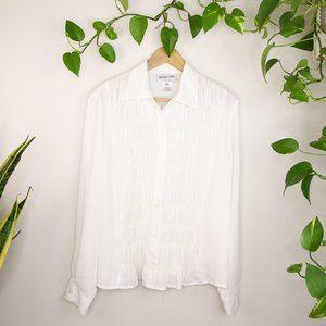 Vintage Pendleton Shirt Cottagecore Long Sleeve